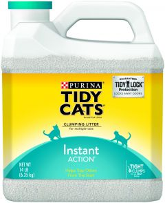 Purina Tidy Cats Instant Action Clumping Litter