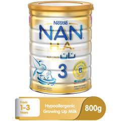 Nestle Nan H.A 3 From 1To3 Years Cows Milk