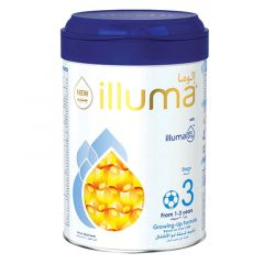 Illuma 1-3 Years Growing Up Formula Milk 850g |?sultan-center.com????? ????? ???????