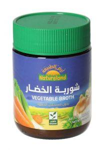 Natureland Organic Vegetable Broth
