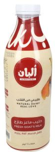 Alban Full Fat Fresh Goat Milk