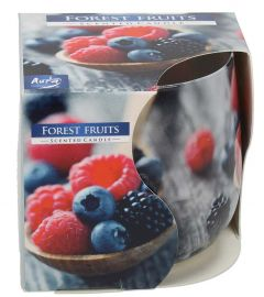 Aura Forest Fruits Scented Candle 100G |?sultan-center.com????? ????? ???????