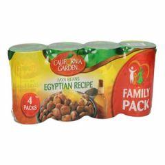 California Garden Egyptian Recipe Fava Beans
