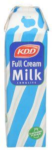 Kdd Lactose Free Full Cream Milk 1L |?sultan-center.com????? ????? ???????