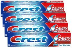 Crest Cavity Protection Cool Mint Toothpaste