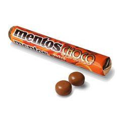 Mentos Choco Caramel Gum