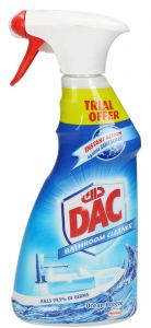 Dac Bathroom Cleaner Spray With Ocean Breeze 500Ml |?sultan-center.com????? ????? ???????