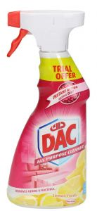 Dac All Purpose Cleaner Spray With Lemon Fresh 500Ml |?sultan-center.com????? ????? ???????