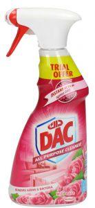 Dac All Purpose Cleaner Spray With Wild Rose 500Ml |?sultan-center.com????? ????? ???????