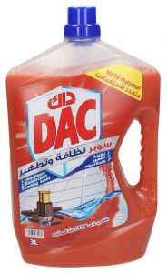Dac Super Cleanser & Disinfectant With Oud 3L |?sultan-center.com????? ????? ???????