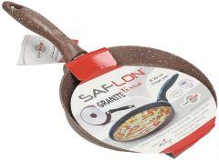 Saflon Non Stick Granite Crepe Pan
