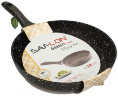 Saflon Non Stick Granite Frying Pan