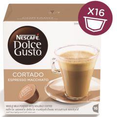 Nescafe Dulce Gusto Cortado Espresso Macchiato Coffee