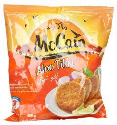 Mccain Alo Tikki Potato Bites 400g |?sultan-center.com????? ????? ???????
