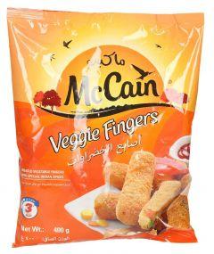 Mccain Veggie Fingers Potato Bites 400g |?sultan-center.com????? ????? ???????
