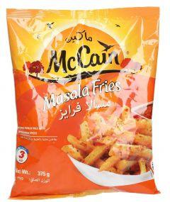 Mccain Masala Fries 375g |?sultan-center.com????? ????? ???????