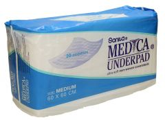 Sanita Medica Medium Underpads 20Pcs |sultan-center.comمركز سلطان اونلاين