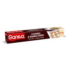 Sanita Cooking & Baking Paper 10Mx30Cm  sultan-center.comمركز سلطان اونلاين