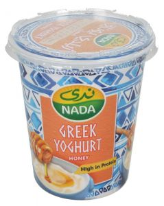 Nada Honey Greek Yoghurt 360g