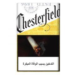 Chesterfield Cigarettes White