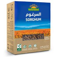 Natureland Macaroni Sorghum Pasta 500G  sultan-center.comمركز سلطان اونلاين