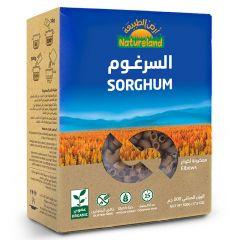 Natureland Elbows Sorghum Pasta 500G  sultan-center.comمركز سلطان اونلاين