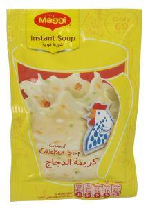 Maggi Cream Of Chicken Instant Soup 16g