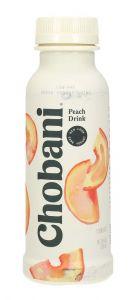 Chobani Low Fat Peach Drink Greek Yogurt