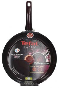 Tefal Dark Ruby Frypan Cookware  30cm