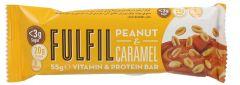 Fulfil Peanut Caramel Vitamin & Protein Bar 55G
