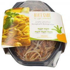 Diet Care Spaghetti Bolognaise