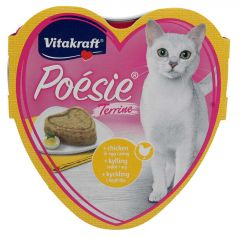 Vitakraft Terrine Chicken In Egg Casing Cat Food