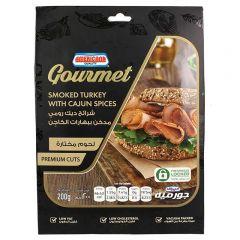 Americana Smoked Turkey With Cajun Spices