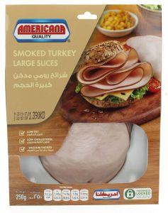 Americana Smoked Turkey Large Slices