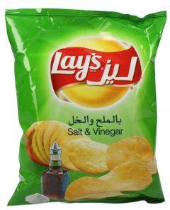 Lays Salt And Vinegar Potato Chips