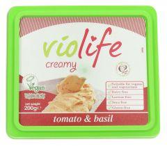 Violife Dairy Free Tomato & Basil Creamy Spread 200G |?sultan-center.com????? ????? ???????