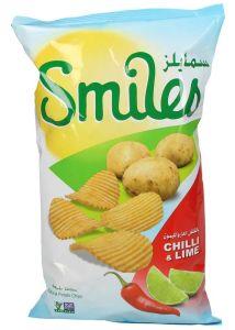 Smiles Chilli & Lime Potato Chips