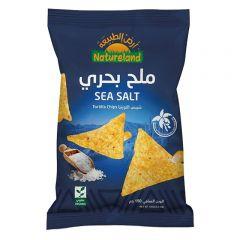 Natureland Sea Salt Tortilla Chips