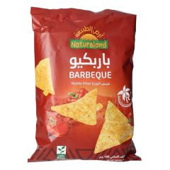 Natureland Barbeque Tortilla Chips