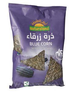 Natureland Blue Corn Tortilla Chips