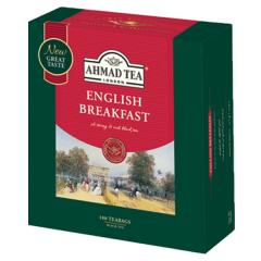 Ahmad Tea English Breakfast Tea 100 Bags