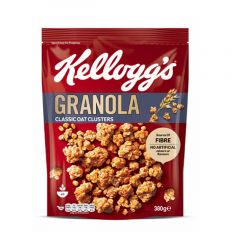 Kellogg's Granola Classic Oat Clusters