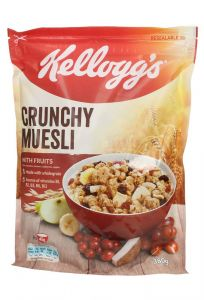 Kellogg'S Crunchy Muesli With Fruits