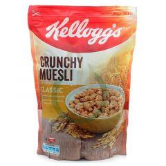 Kelloggs Classic Crunchy Muesli Cereals