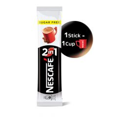 Nescafe Sugar Free 2In1 Instant Coffee