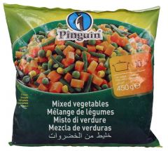 Pinguin Mixed Vegetables
