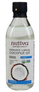 Nutiva Organic Liquid Coconut Oil