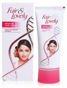 Fair & Lovely Multi Vitamin Daily Fairness Skin Cream
