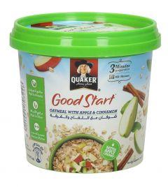 Quaker Good Start Oatmeal With Apple & Cinnamon