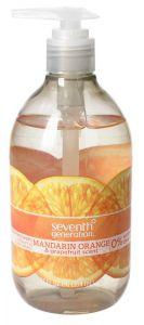 Seventh Generation Mandarin Orange & Grapefruit Hand Wash